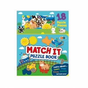 Match It Puzzle Book