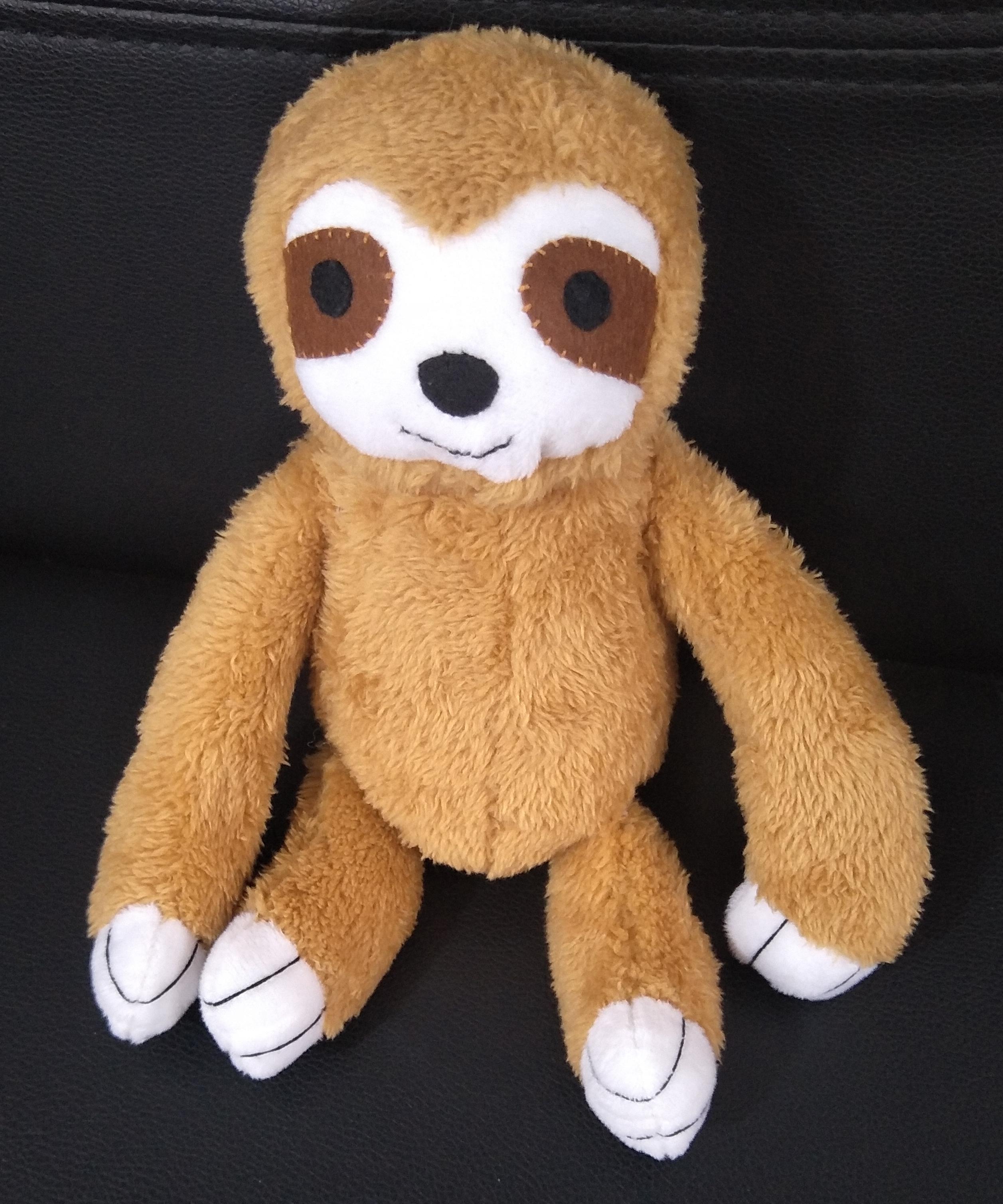Buddy /& Barney Make Your Own Sloth